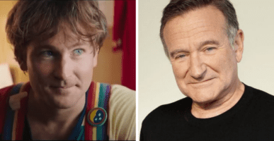 Jamie Costa Robin Williams