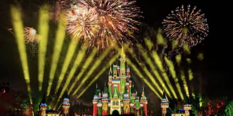 Magic Kingdom Holiday