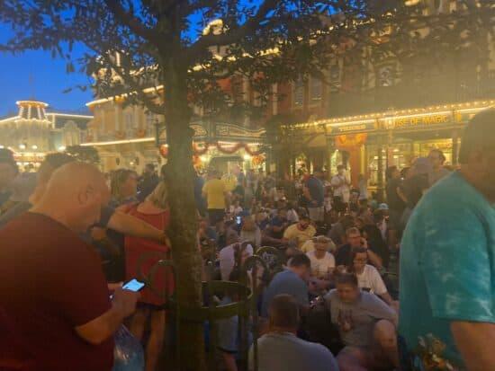 Main Street Crowd