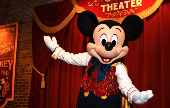 mickey town square theater