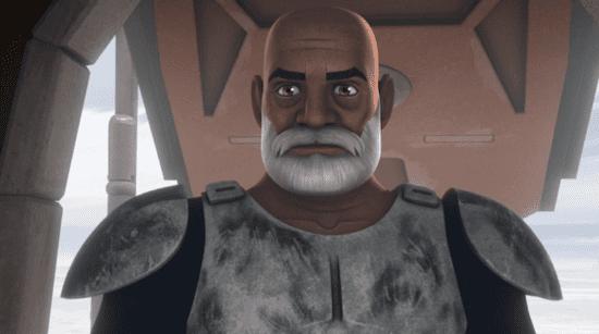 Older Captain Rex