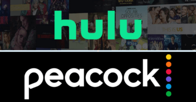 hulu peacock