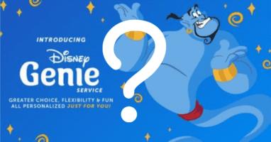 disney genie question