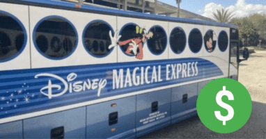 mears magical express disney
