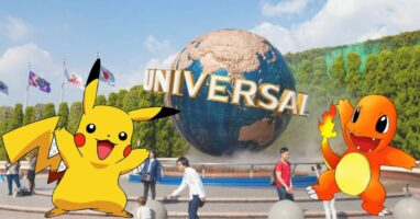 universal studios japan pokemon