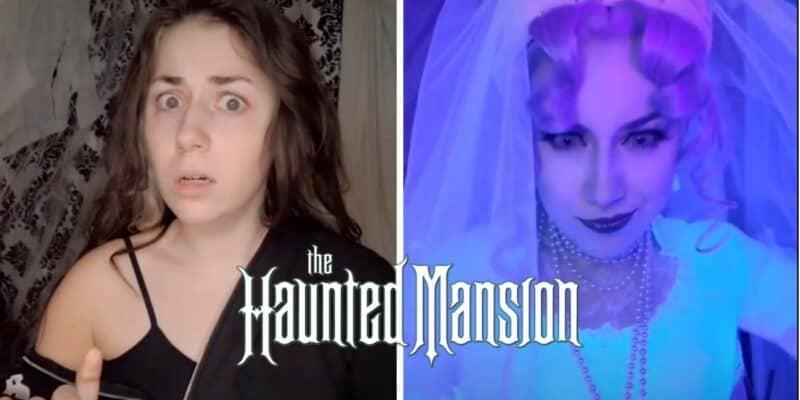 tiktok haunted mansion hatch trend