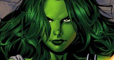 Jennifer Walters aka She-Hulk Marvel Comics