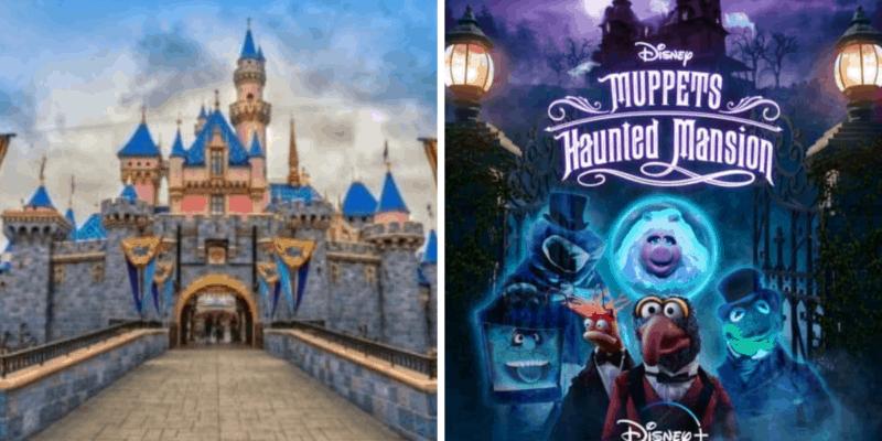 muppets haunted mansion disneyland