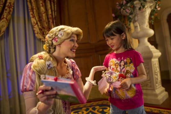 disney princess fairytale hall