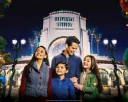 Holidays returning to Universal Studios Hollywood