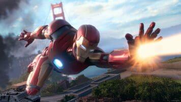 iron man in marvel's avengers