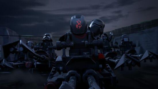 lego star wars terrifying tales knights of ren