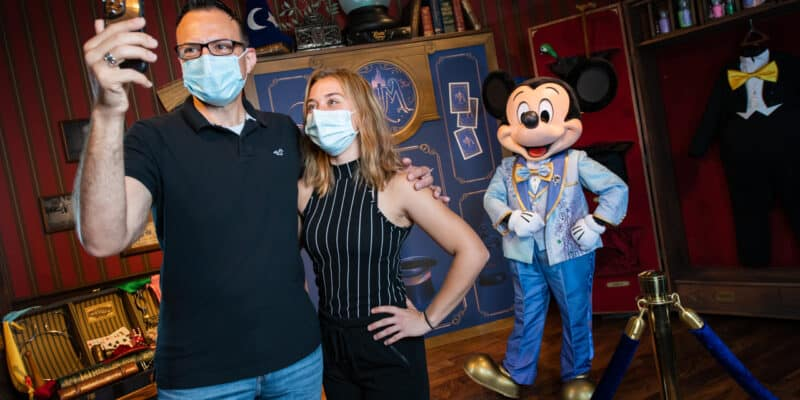 character meet and greets return