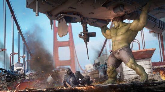 the incredible hulk marvel's avengers